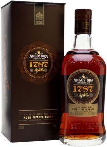Rum 1787 Super Premium 15 anni  Angostura