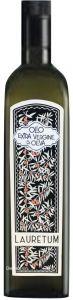 Olio extra Vergine di Oliva Lauretum 750 ml. Frantoio Cerretani e Valentini