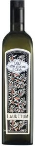 Olio extra Vergine di Oliva Lauretum 750 ml. Frantoio Valentini e Cerretani