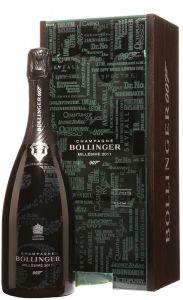 Champagne 007 Limited Edition Brut Blanc de Noirs 2011 Bollinger