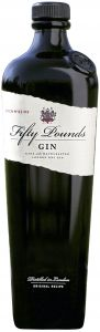 Gin London Dry Fifty Pounds Thames Distillery