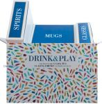 Confezione Kit Drink & Play per 24 Long Drinks