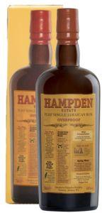 Rum Hampden Estate Overproof 60° Pure Single Jamaican