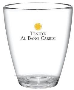 Secchiello Ghiaccio Acrilico Trasparente Tenute Al Bano Carrisi