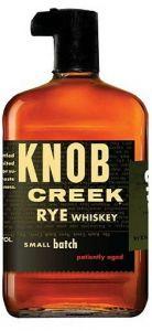 Whisky 50° Creek Rye Knob