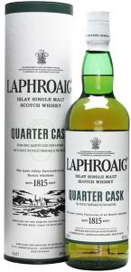 Whisky Quarter Cask Single Malt Laphroaig