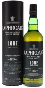 Whisky Single Malt Lore Laphroaig