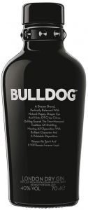 Bulldog London Dry Gin G&J Distillery