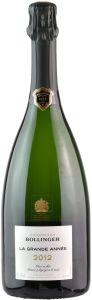 Champagne Brut La Grande Année 2012 Bollinger