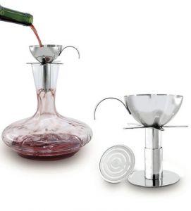 Imbuto Areatore Inox Per Vino Pulltex