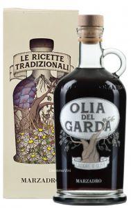 Olia del Garda Liquore di Oliva con Grappa Marzadro