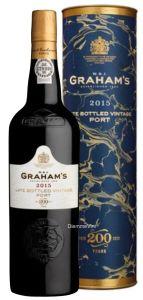 Late Bottled Vintage 2015 Graham's Port