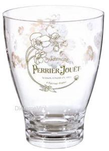 Secchiello Champagne  Edizione limitata Acrilico Plaza Fiori Perrier Jouet