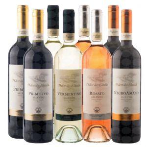Offerta 8 Bottiglie Degustazione Poderi don Cataldo