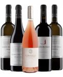 Degustazione 5 Vini Puglia Tenuta Girolamo