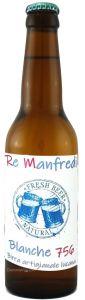 Birra Artigianale Blanche 756 Alta Fermentazione Re Manfredi