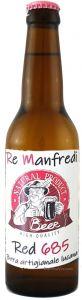 Birra Artigianale American Red 685 Alta Fermentazione Re Manfredi