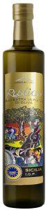 Rustico Olio extra vergine di oliva Sicilia Igp Carmela di Caro