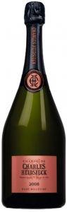 Champagne Rosé Millésime 2008 Charles Heidsieck