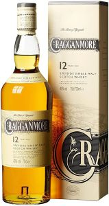 whisky Single Malt 12 Years Old Cragganmore
