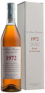 Brandy Acquavite di Vino 1972 Montanaro Distilleria