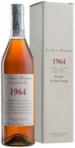 Brandy Acquavite di Vino 1964 Montanaro Distilleria