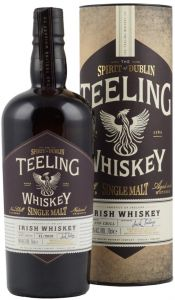 Whiskey Single Malt Irish Whiskey Teeling