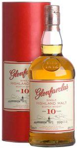 Whisky Old Single Malt 10 Years Glenfarclas