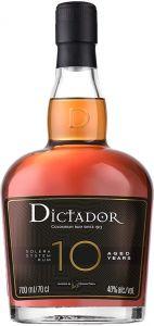 Rum Solera 10 anni Dictador