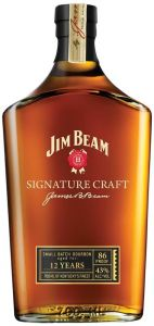 Whisky Signature Craft 12 anni Jim Beam