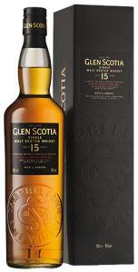 Glen Scotia Whisky Single Malt 15 anni