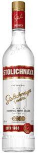 Vodka Stolichnaya Stoli
