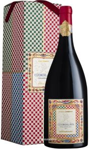 Magnum Dolce & Gabbana Cuordilava Etna Rosso Doc 2017 Donnafugata