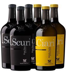Degustazione 6Bottiglie Vino Borgo Molino