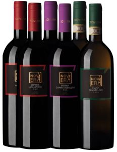 Degustazione 6 Vini Campania Cantine Novera