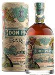 Rum Baroko invecchiato in Botti di Rovere Don Papa