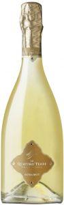 Franciacorta Docg Blanc de Blanc Extra Brut Le Quattro Terre