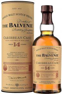 Single Malt Scotch Whisky Carribean Cask 14y The Balvenie