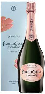 Champagne Blason Rosé  Perrier Jouet