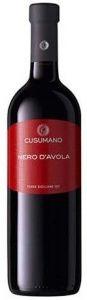 Nero D'Avola Sicilia Igp. 2016 Cusumano