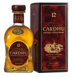 Whisky 12y Old Single Malt Cardhu