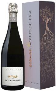 Champagne Initial Blanc de Blancs Grand Cru Jacques Selosse