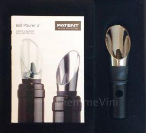 Mescitore Professionale in Acciaio Inox Patent