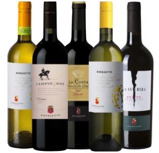 Degustazione 5 Vini Toscana Pietrafitta Soli € 70,00