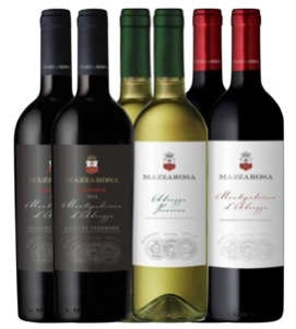 Offerta 6 Bottiglie Mazzarosa € 63,00
