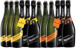 Bollicine Mionetto 12 Bottiglie a Soli € 95,00